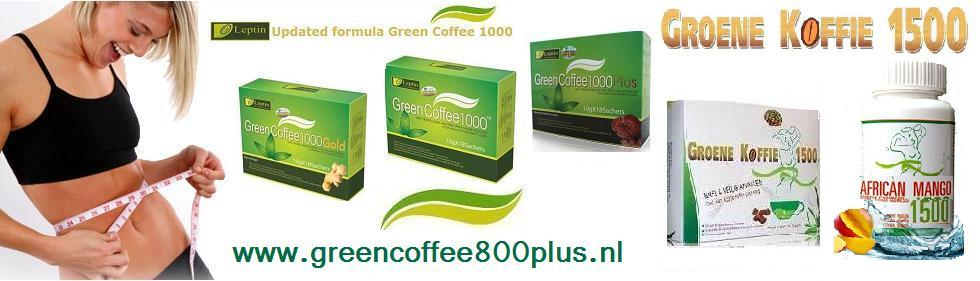 green coffee 1500