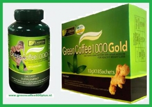Green Coffee 1000 Gold  & Green Coffee 1000 CAPSULES