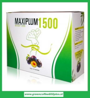 Maxiplum 1500 WEIGHT LOSS DROGE PRUIMEN