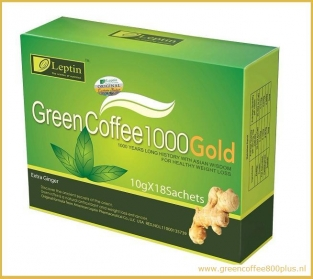 Green Coffee 1000 Gold