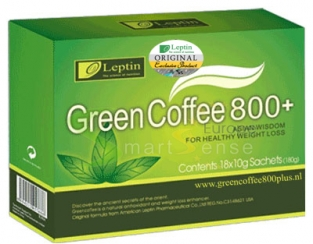 Green Coffee 800+