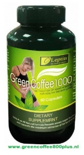 Green Coffee 1000 Capsules