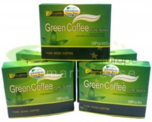 Green Coffee pure black
